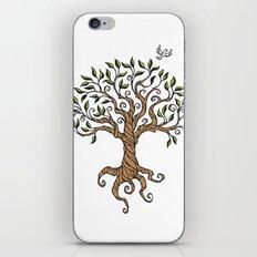 Shirley's Tree iPhone & iPod Skin
