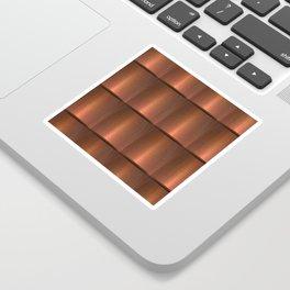 copper work Sticker