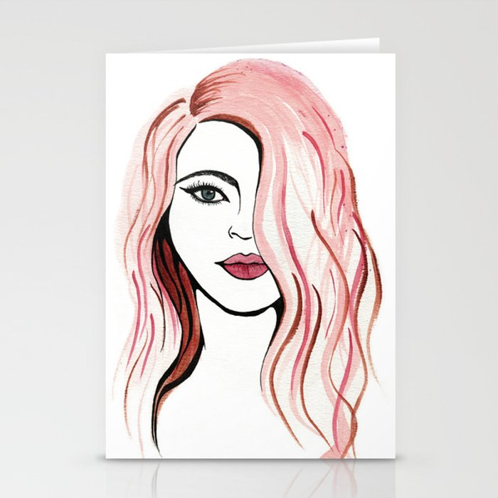 You could be my flamingo Stationery Cards