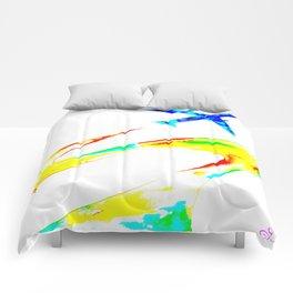 Rainbow Jet Comforters