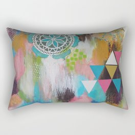 Lovely Memory Rectangular Pillow