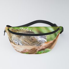 Chameleons master of disguise Fanny Pack