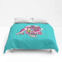Cool Girls Like Epic Droids Comforters