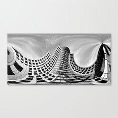 Urban City Canvas Print