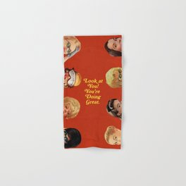 Look at You! Hand & Bath Towel