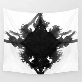 Rorschach    Wall Tapestry