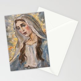 Our Lady of Graces V Stationery Cards