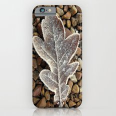 Frozen Leaf iPhone 6s Slim Case