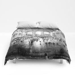 Grand Central Terminal Comforters