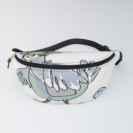 Easter Parade Fanny Pack
