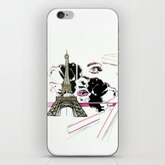 Son Paris 1.0 iPhone & iPod Skin