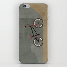 BMX Bike iPhone & iPod Skin