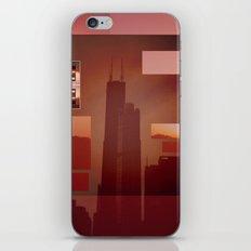 Solstice City iPhone & iPod Skin