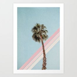 Californication Art Print