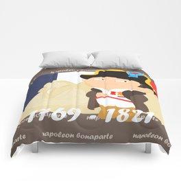 Napoleon Bonaparte Comforters