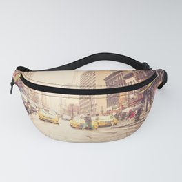 Rainy Day in NYC Fanny Pack