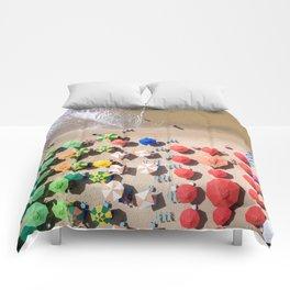 Sunday Somewhere Comforters