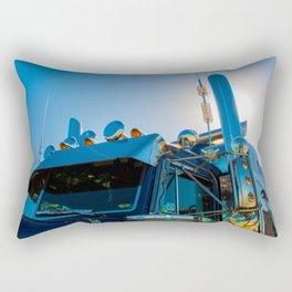 Top Notch Rectangular Pillow