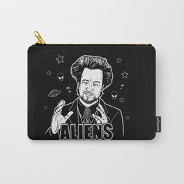 Aliens Guy (Giorgio Tsoukalos) Carry-All Pouch