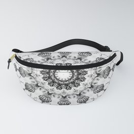 Damask design Fanny Pack