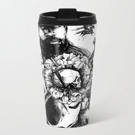 Django Kings Metal Travel Mug