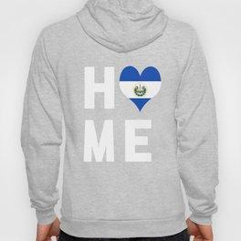 El Salvador Is My Home Tshirt Hoody