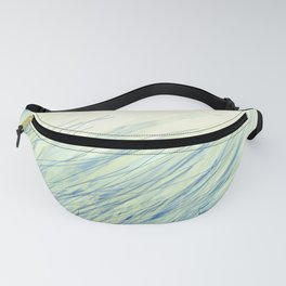 Blue grass for Cindy Fanny Pack