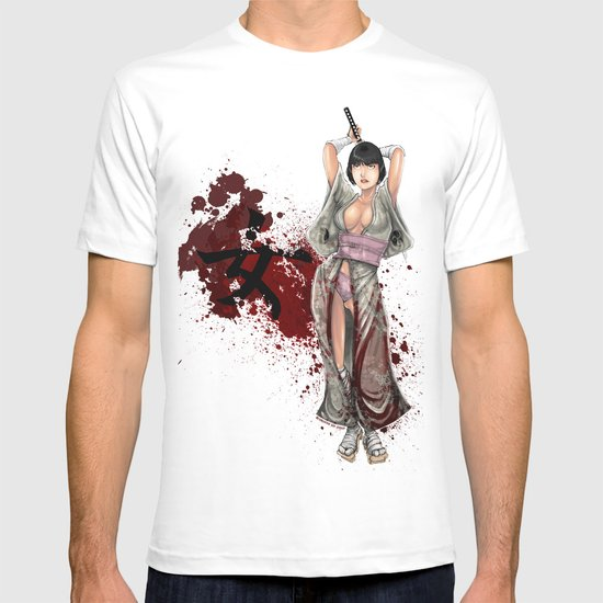 Kunoichi 1 of 4 T-shirt
