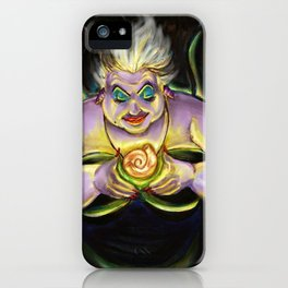 The Divine Sea Witch iPhone Case