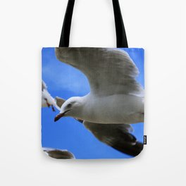 Gulliver again Tote Bag