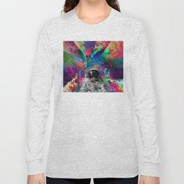 Tripping Space Man Long Sleeve T-shirt