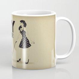 Kirby Hoover Coffee Mug