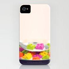 A Balanced Brickfast iPhone (4, 4s) Slim Case
