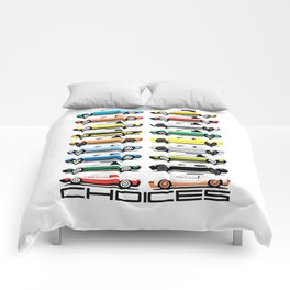 914 Choices Comforters