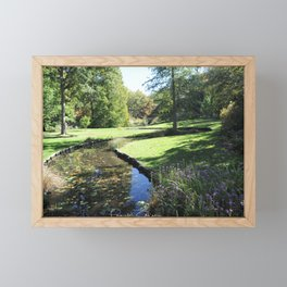 Leonard J. Buck Garden Framed Mini Art Print