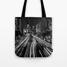 Naha Traffic Tote Bag