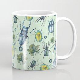 Beetlemania Coffee Mug