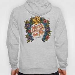 Never Stop Falling For Me Hoody