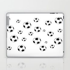 Footballs Laptop & iPad Skin