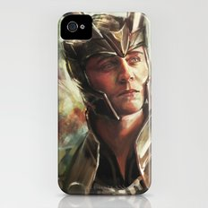 The Prince of Asgard iPhone (4, 4s) Slim Case