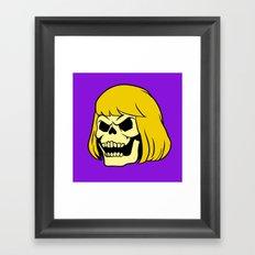 Skeman Framed Art Print