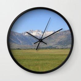 Sawtooth  Wall Clock
