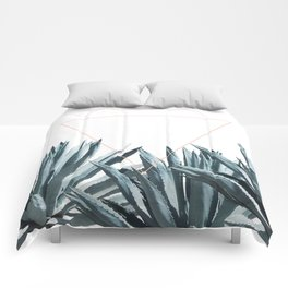 Agave Triangle Comforters
