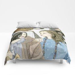 Just Between Us Girls Comforters