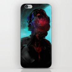 Cyberpunk #2 iPhone & iPod Skin