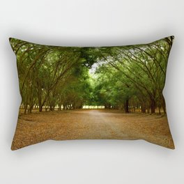 Autumn Grove Rectangular Pillow