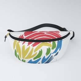 Parrot Toucan Bird Gift Cockatoo Parakeet Animal Fanny Pack