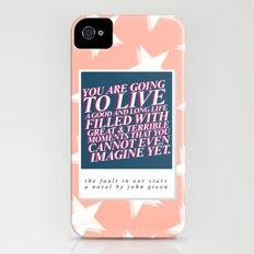 Imagine Yet iPhone (4, 4s) Slim Case