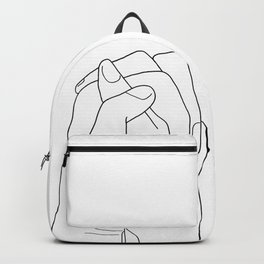 Never Let Me Go II Backpack