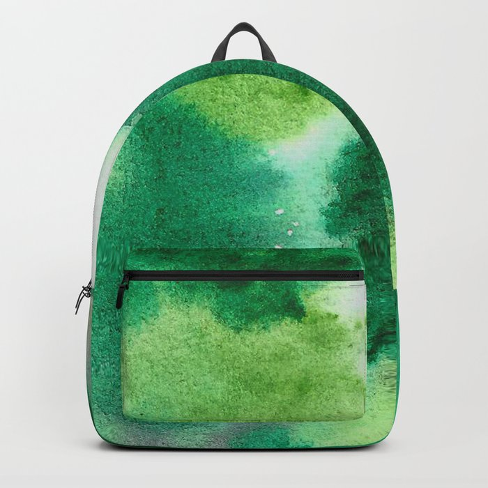Forest Blanket Backpack